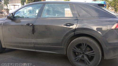 Audi q8 first look in india