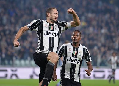 Juventus Sampdoria 4-1