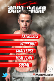 Adrian James Boot Camp iPhone App