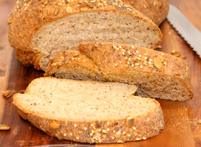 Sliced Mixed Seed Loaf