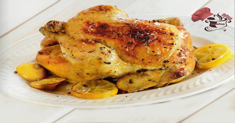 Pollo al horno con lim n cadiz por estapa - Limpiar horno con limon ...