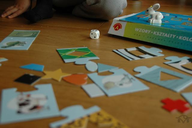 gra edukacyjna dla trzylatka aleksander nauka kształtów