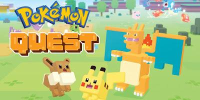 لعبة Pokémon Quest للأندرويد، لعبة Pokémon Quest مدفوعة للأندرويد