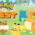 لعبة المغامرات الممتعة Pokémon Quest مهكرة للأندرويد - تحميل مباشر