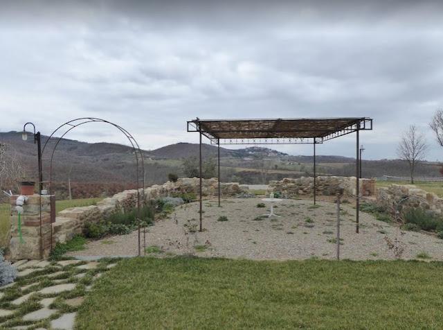 giardino di Casa antheia