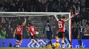 ساوثهامتون يفرض الاعادة على توتنهام في الجولة الرابعه من كأس الإتحاد الإنجليزي