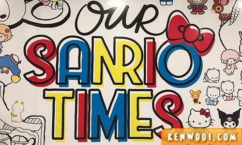 our sanrio times