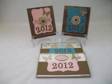 Creative Elements 2012 Calendar Stamp Class Instructions