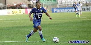 Persib Bandung Bawa 18 Pemain ke Bekasi Termasuk Tantan