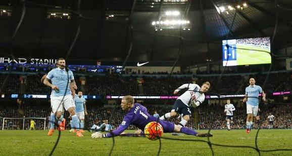 Tottenham Hotspur Kalahkan Manchester City 3 poin dengan Score 1-2 di Etihad