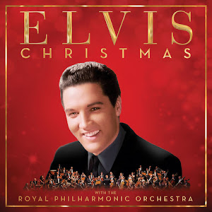 Elvis Presley - Christmas with Elvis and the Royal Philharmonic Orchestra (Deluxe) Cover