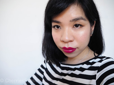 Laura Mercier Velour Lovers Lip Colour in Boudoir
