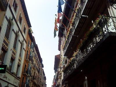 Balconies / Balcones / Balcóns / Author: E.V.Pita 2012