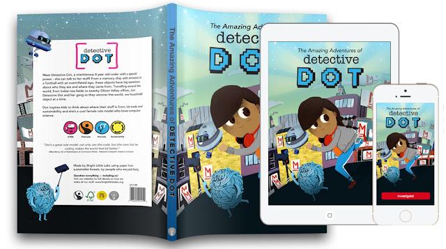 Detective Dot Book