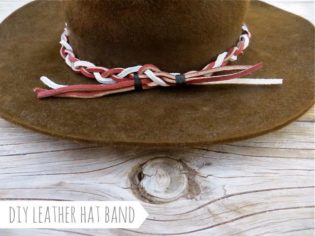 on my honor   : Book Report Inspiration: Cowboy hat band