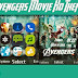 Avengers Movie HD Theme For Nokia C1-01, C1-02, C2-00, 107, 108, 109, 110, 111, 112, 113, 114, 2690 & 128×160 Devices