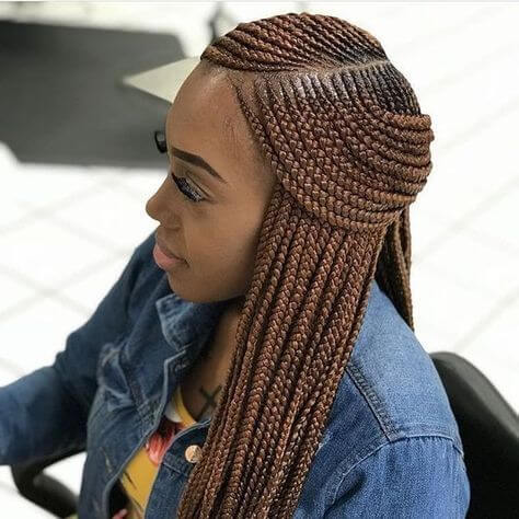 cornrow lemonade braid hairstyles