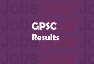 GPSC DEO Result 2017