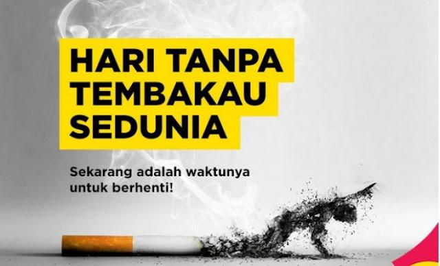 Asal Usul Hari Tanpa Tembakau Sedunia<br/>