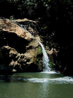 Queda Lateral à Cachoeira dos Calza
