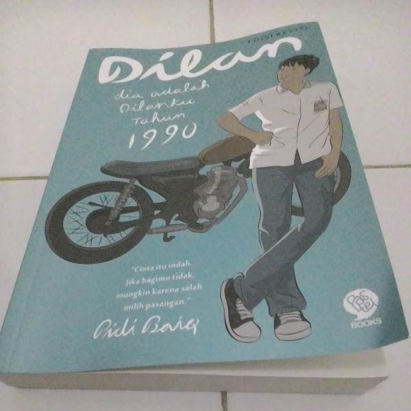 [Done Read 2 Books] Dilan: Dia adalah dilanku tahun 1990
