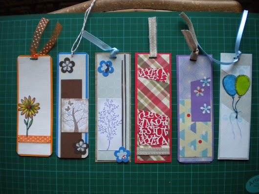 Bookmarks for Scrap4smile