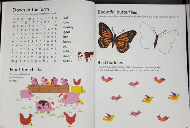Activity Books ideal for children - by RachaelJess.com