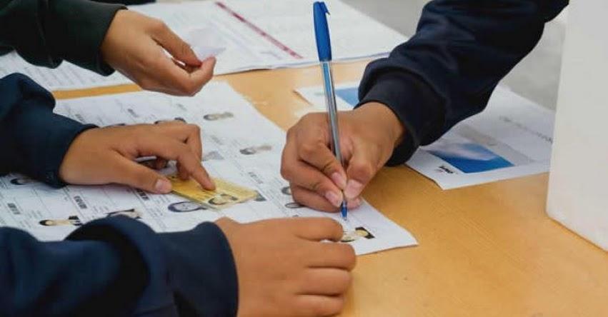 MINEDU: Escolares van a las urnas y eligen a sus Municipios Escolares 2020 - www.minedu.gob.pe