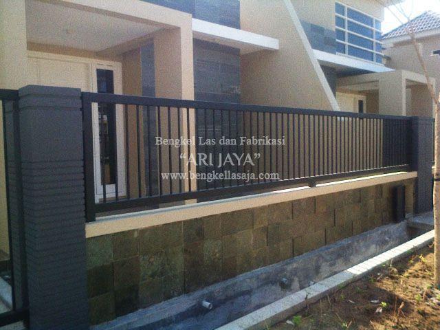 Jual Jasa Pembuatan Pagar Rumah Di Surabaya Dan Sidoarjo Ari Jaya