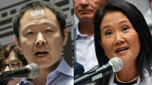 Kenji Fujimori testificará en pesquisas contra su hermana Keiko