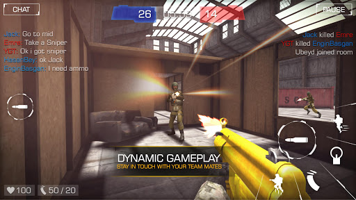 Bullet Party CS 2 : GO STRIKE Mod Apk
