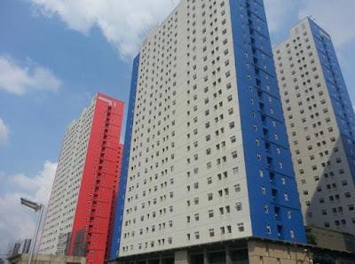 Green Pramuka City Tower Chrysant