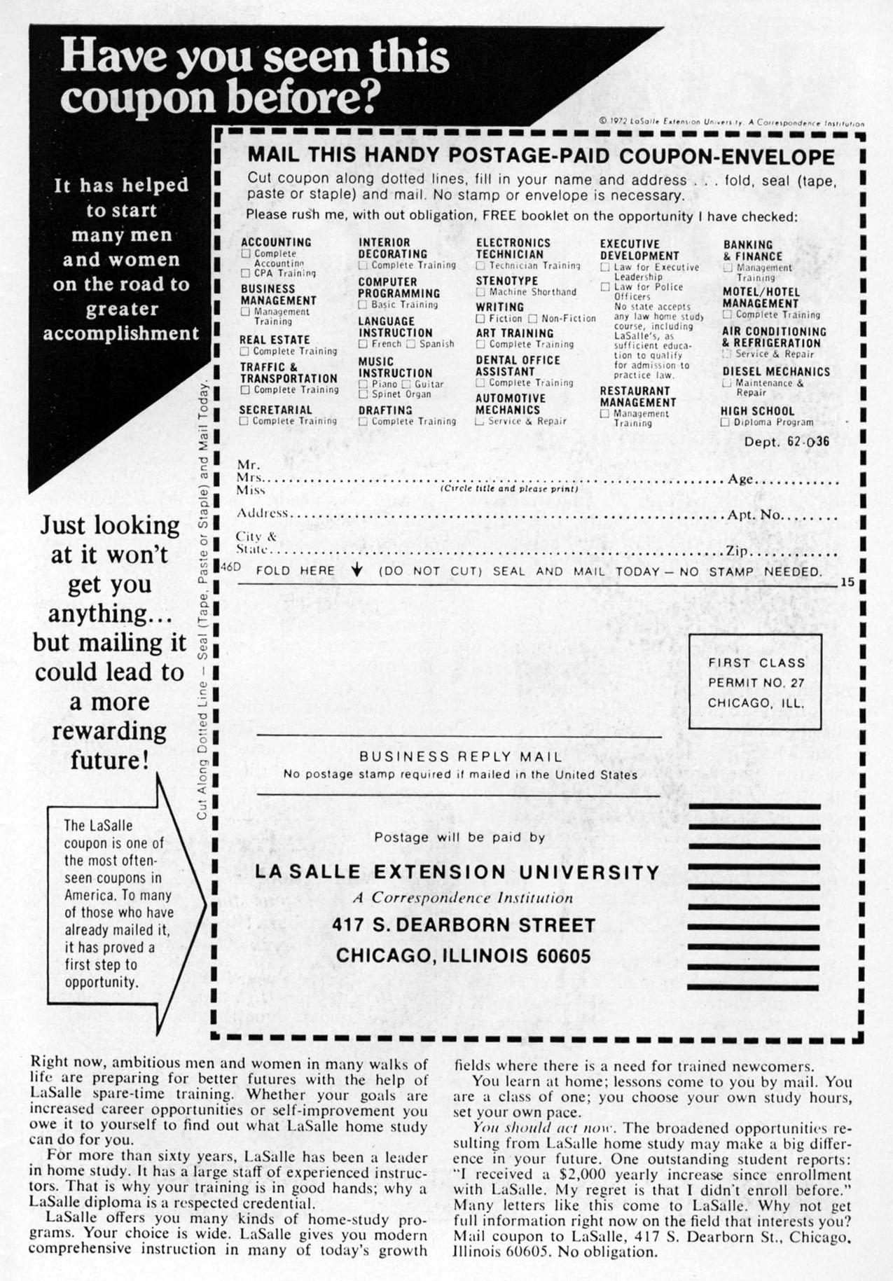 Read online Amazing Adventures (1970) comic -  Issue #29 - 35