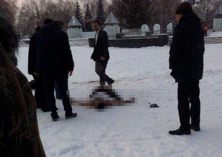 В Башкрии мужчина поджег себя, не дождавшись помощи от Путина - видео