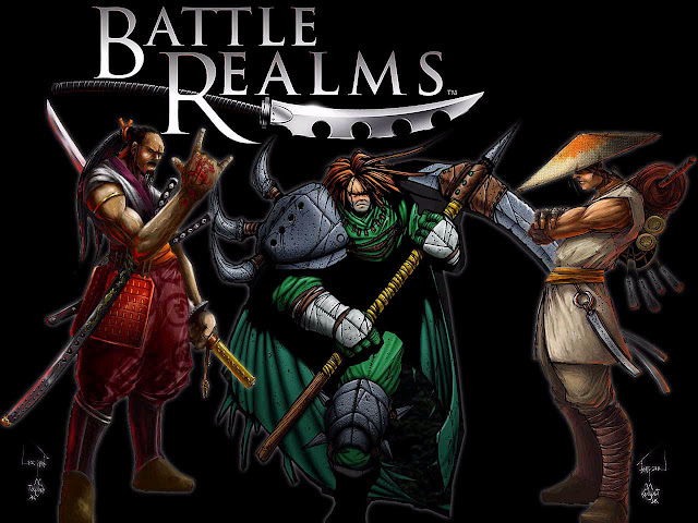 Battle Realms PC Game Free Download