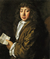 Portrait of Samuel Pepys, London diarist