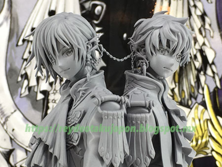 CLAMP works in Lelouch & Suzaku G.E.M. MEGAHOUSE