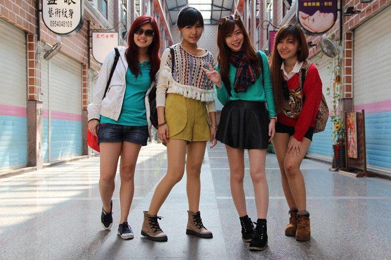 Taichung girls