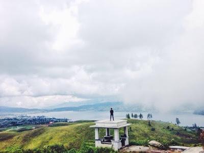 objek wisata puncak di solok