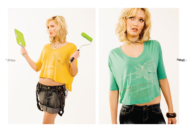 Blondes Make Better T-Shirts Fall 2012 Lookbook and Discount Code