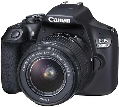 Canon EOS 1300D (pack)