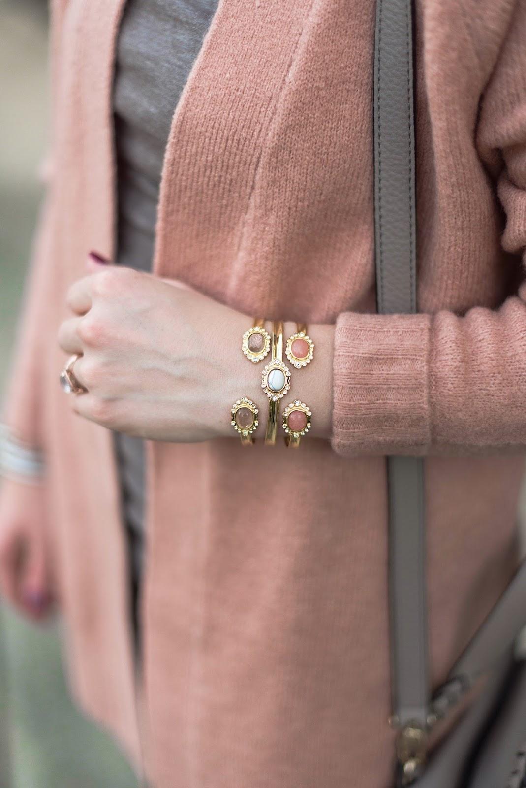 Frazier Lynn Bracelets - Something Delightful Blog