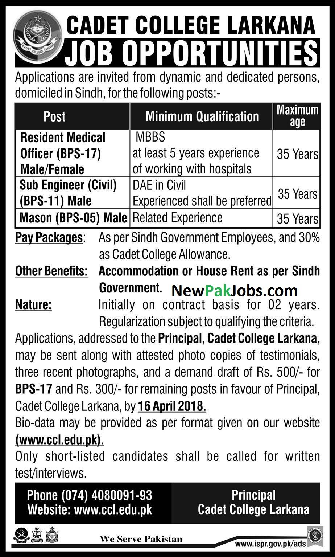 larkana-jobs-jobx.pk