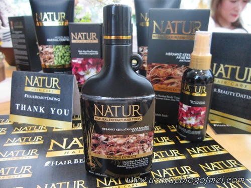 Natur HairCare Product Review 2 #Kuatdariakar