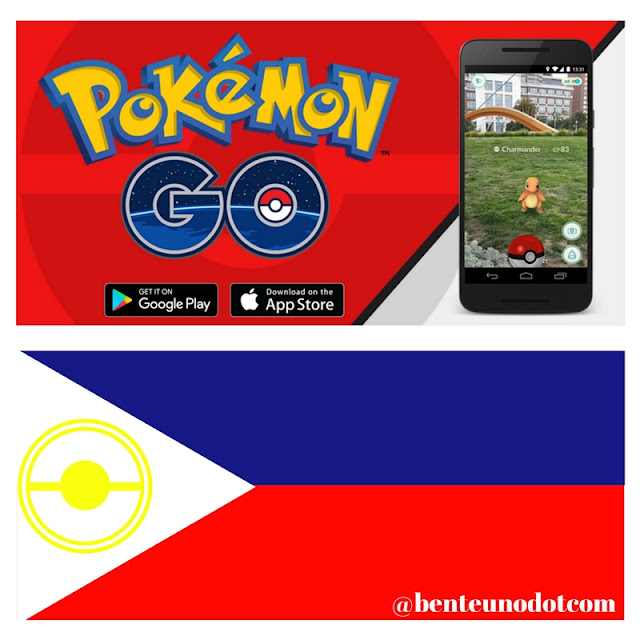 Pokemon GO App now in PH