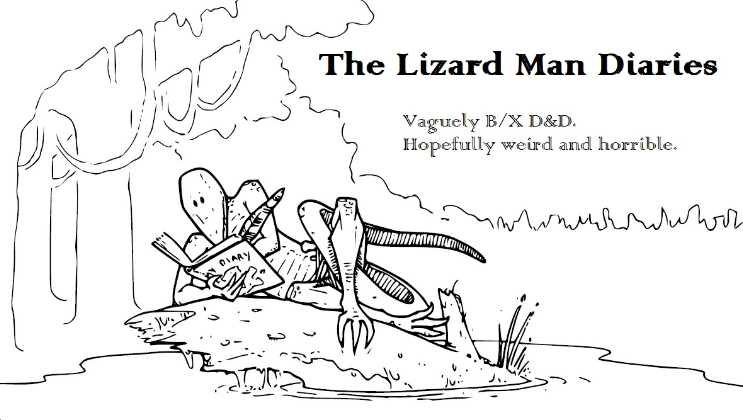 The Lizard Man Diaries