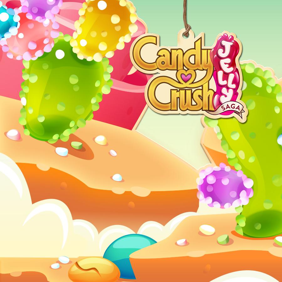 Candy Crush Jelly Saga Saga 201-220