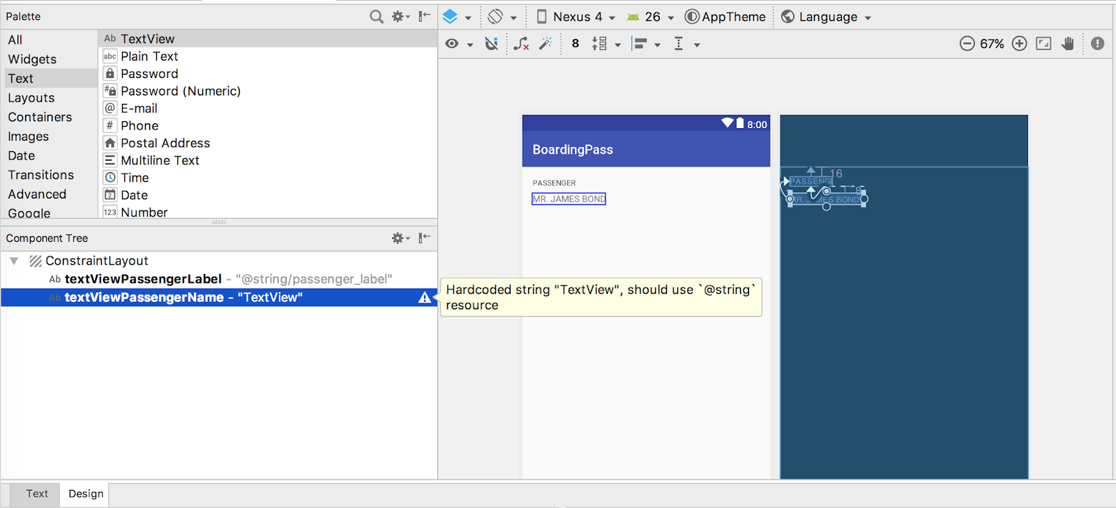 ConstraintLayout Codelab | Exploring Technology and Programming