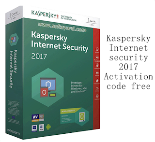 Kaspersky Internet Security 2017 activation code free