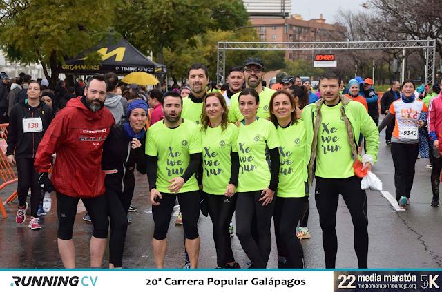 Xe we run! #somosX